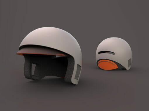 Upgrade Helmet